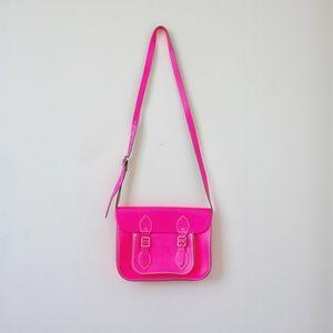 Cambridge Satchel Company classic leather satchel